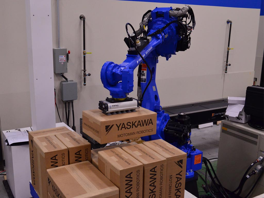 رباتیک بسته بندی