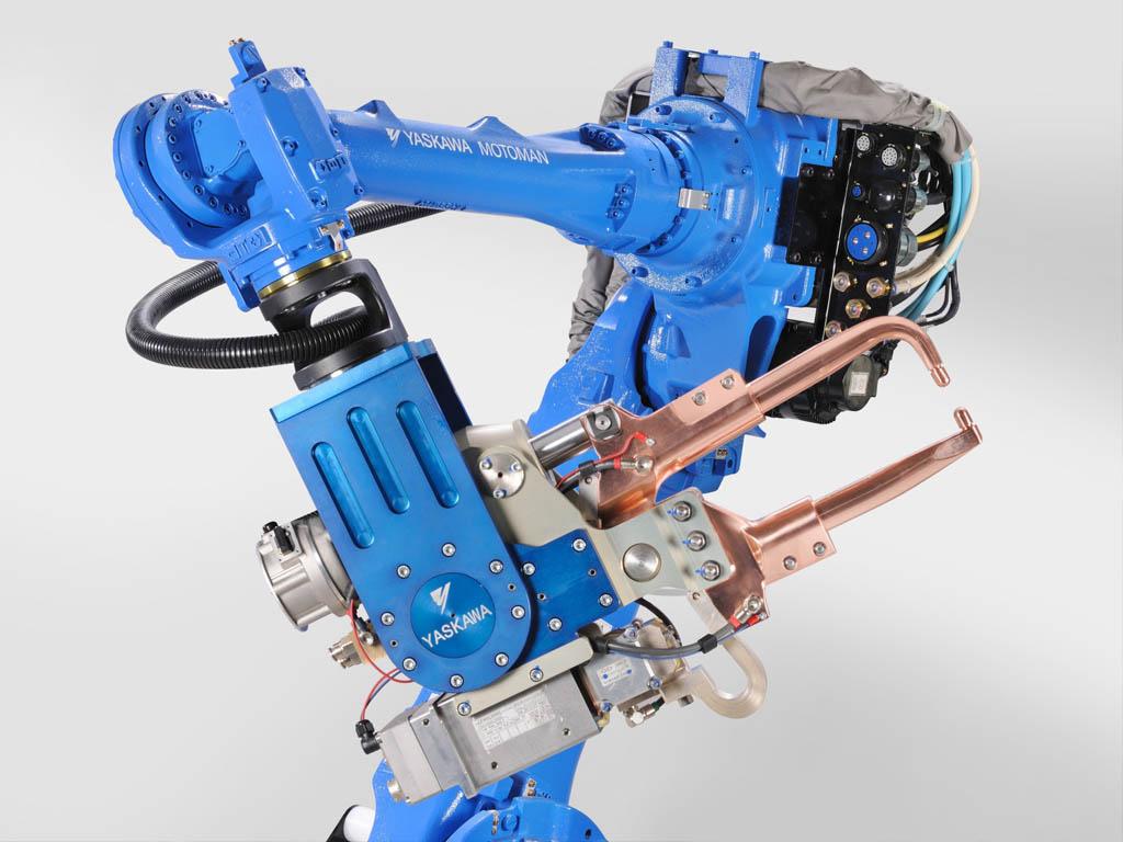 ربات مخصوص جوش نقطه ای